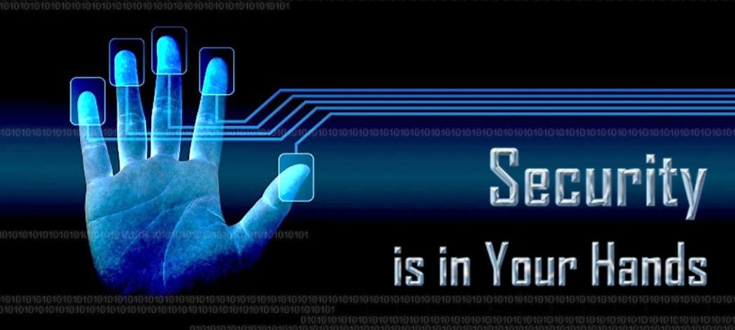 Security is in your hands