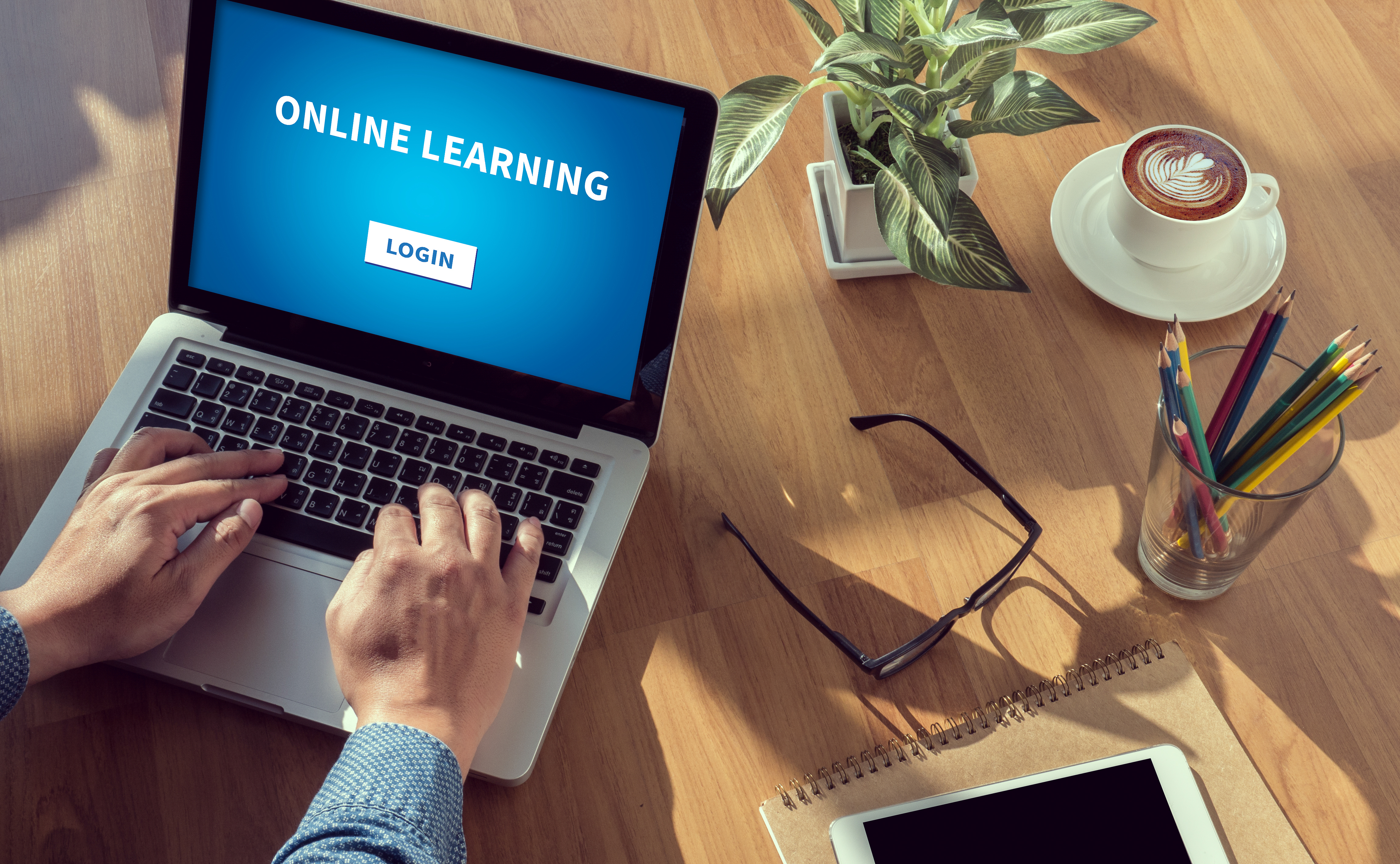 Online Learning Picture
