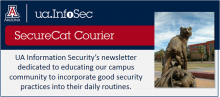 SecureCat Courier Quarterly Newsletter